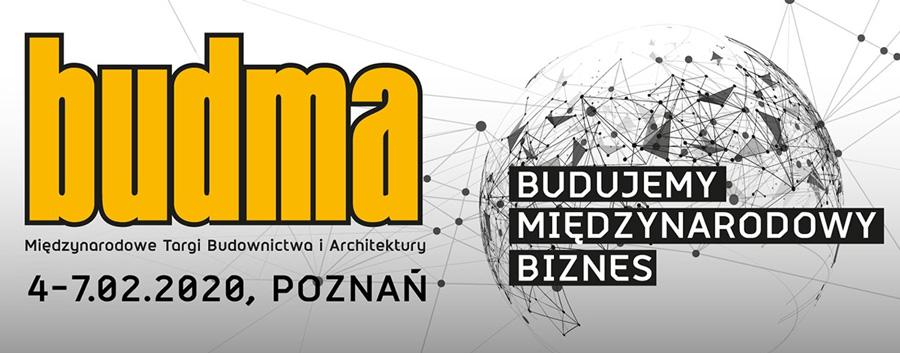 Targi Budma 4-7.02.2020 Poznań