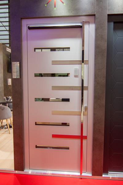 Hensfort - drzwi aluminiowe PE78HI SMART