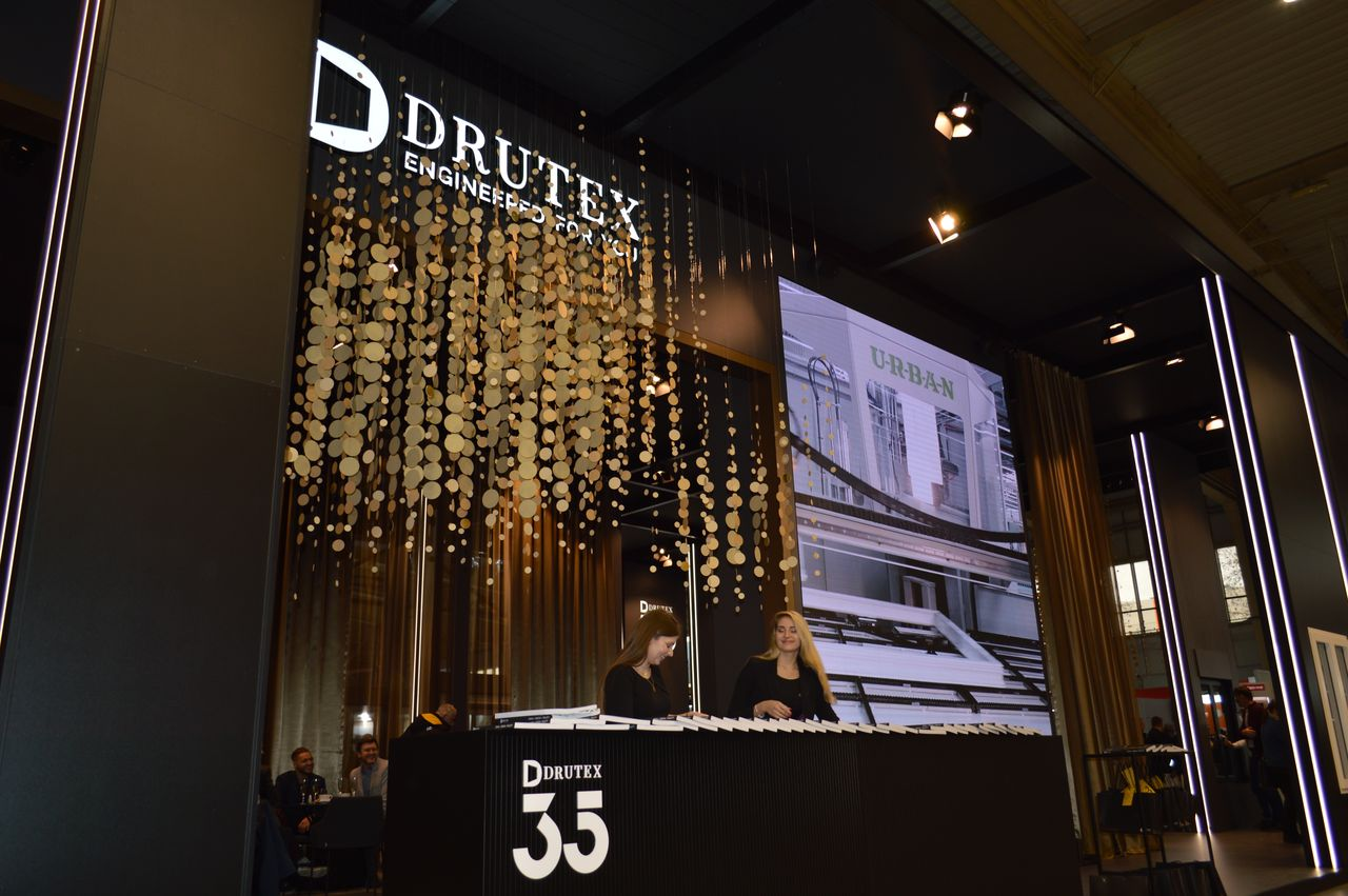 Drutex na targach Budma 2020