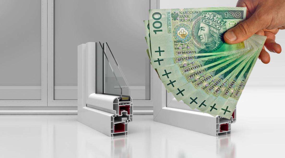 Ceny montażu okien PVC i aluminiowych - ile kosztuje ciepły montaż okien?
