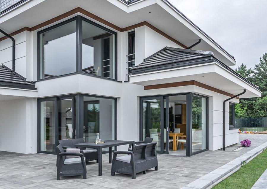 Как выбрать лучшие окна для энергоэффективного дома