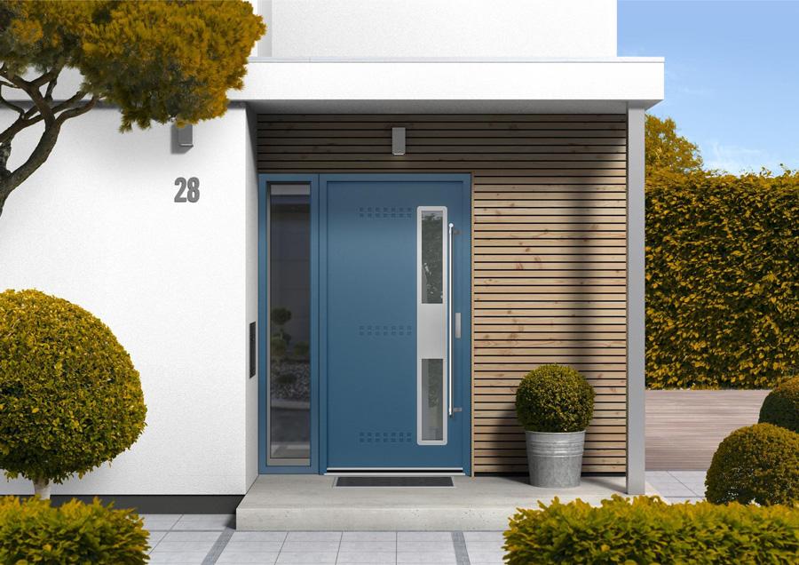 Drzwi zewnętrzne Premium Vetrex. Fot. Vetrex