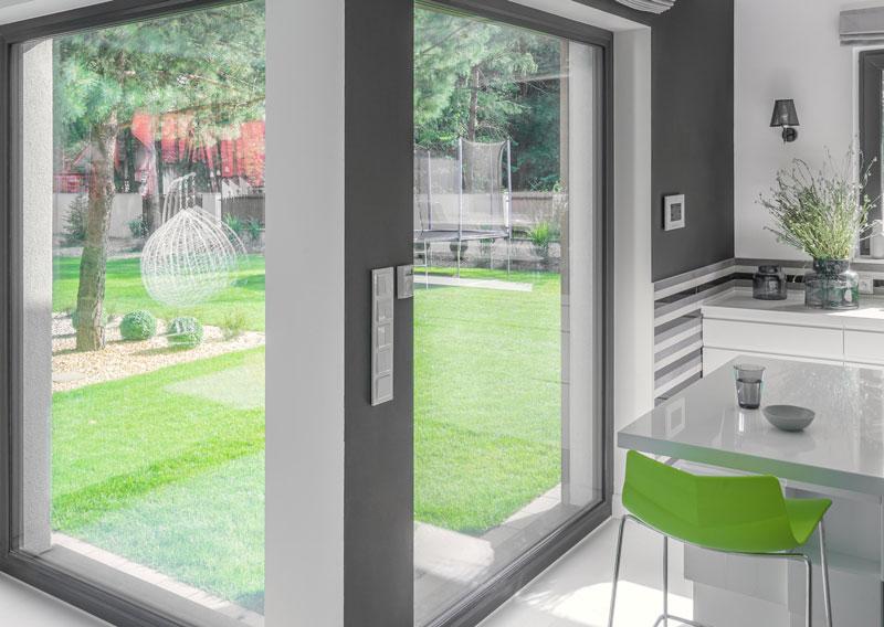 Okna i drzwi tarasowe Vetrex. Fot Vetrex