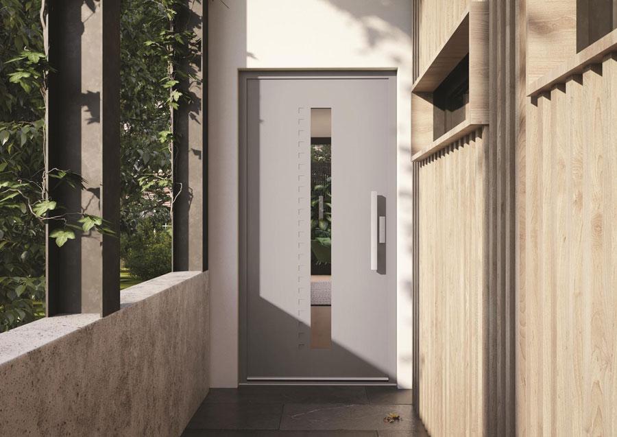 Drzwi Premium Vetrex - model Route z serii Saveur
