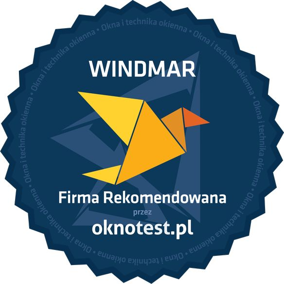 Firma rekomendowana Windmar