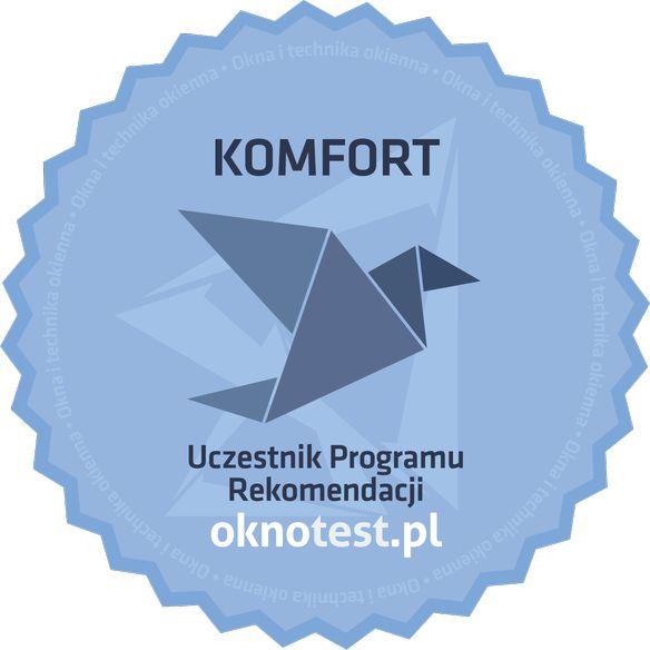 Uczestnik programu rekomendacji technicznych Komfort