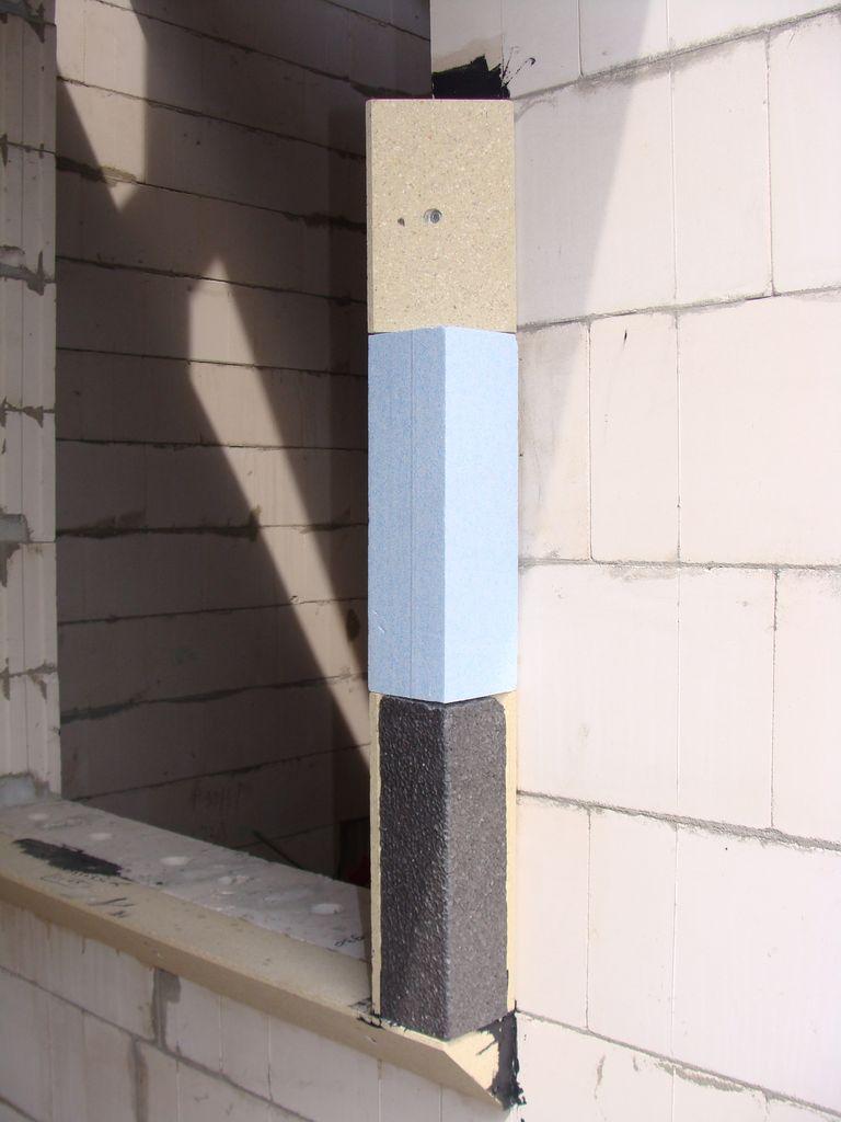 Wykorzystanie fragmentow ram nosnych mowo w budynku pasywnym