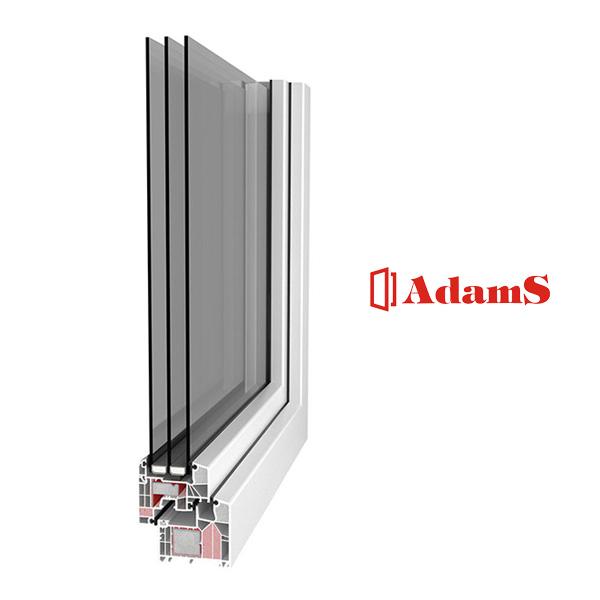 Okno AdamS Passiv-line S