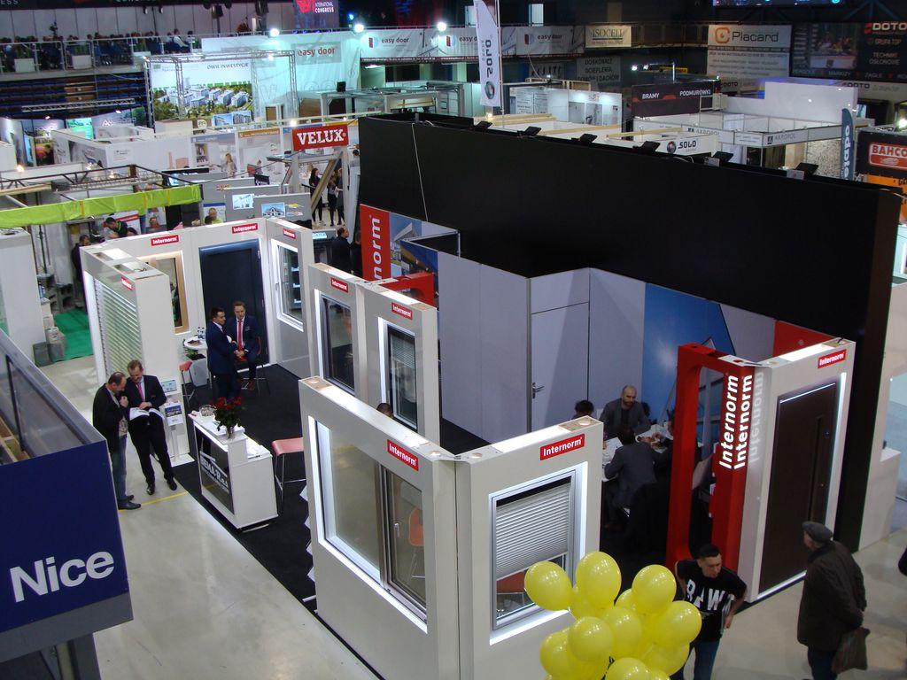 Stoisko BEMA-Res na targach EXPO DOM 2018 w Rzeszowie