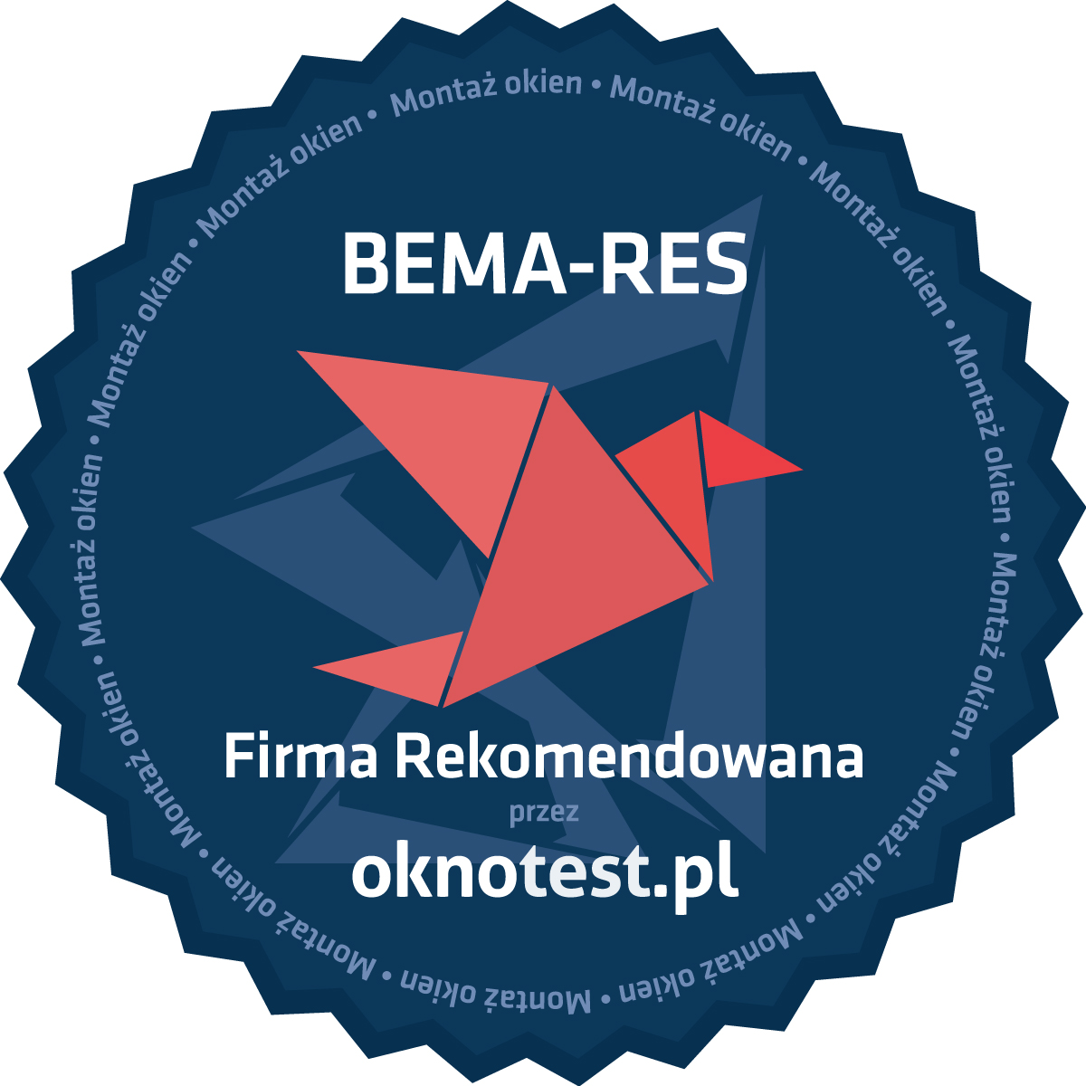 Logo firmy rekomendowanej BEMA-RES