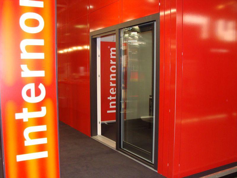Budma 2014 - Internorm
