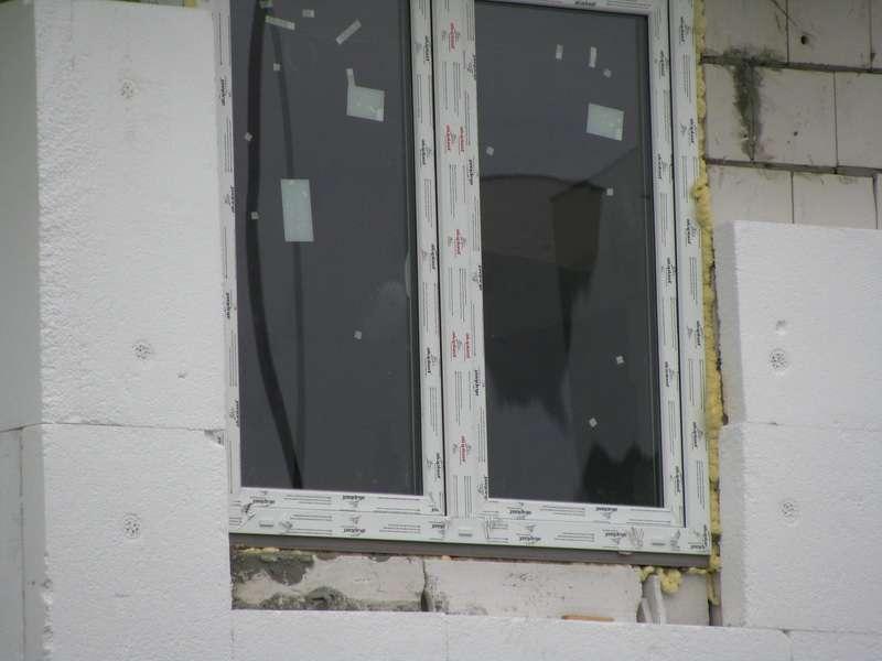 Nieprawidłowy montaż okna