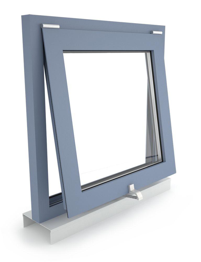 D+H napęd łańcuchowy VCD 203, okno odchylne, otwierane do wewnątrz