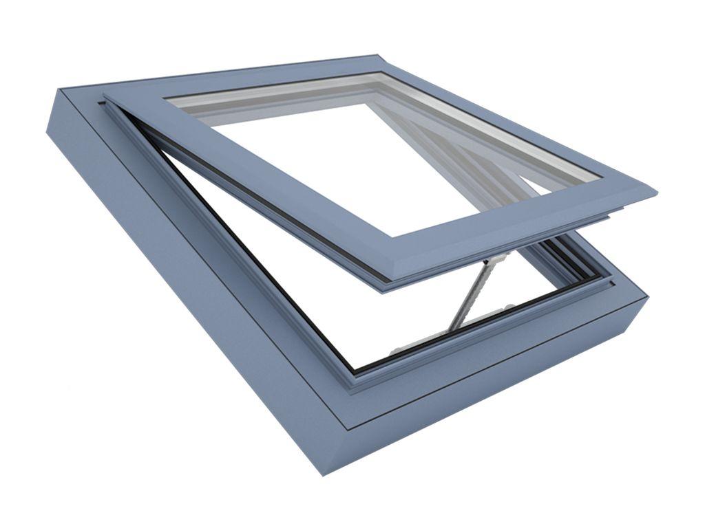 D+H napęd łańcuchowy VCD 203, dachowe okno połaciowe