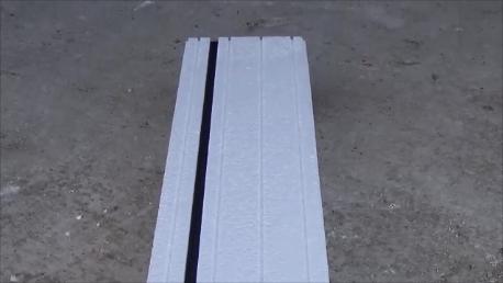 2. Podwalina PHS1KT Klinaryt – podparcie progu drzwi balkonowych HST
