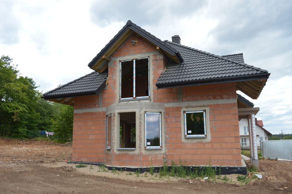 Energooszczędny dom jednorodzinny - Kielce