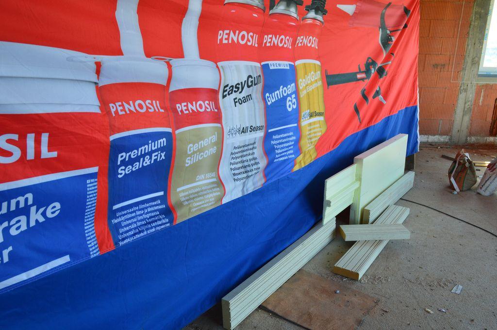PENOSIL, ciepłe parapety i podwaliny z Purenitu ®