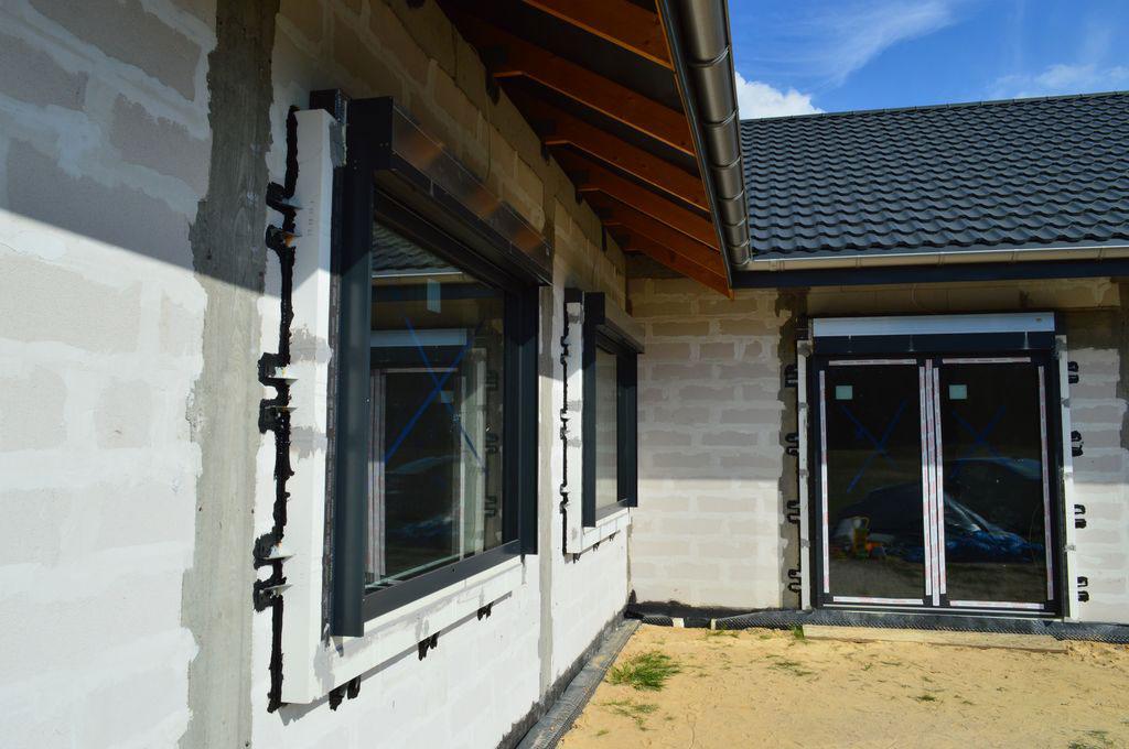 Okna osadzone w systemie Ciepłej Belki Montażowej