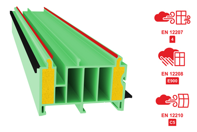 Metal-Plast - profil montażowy DBR