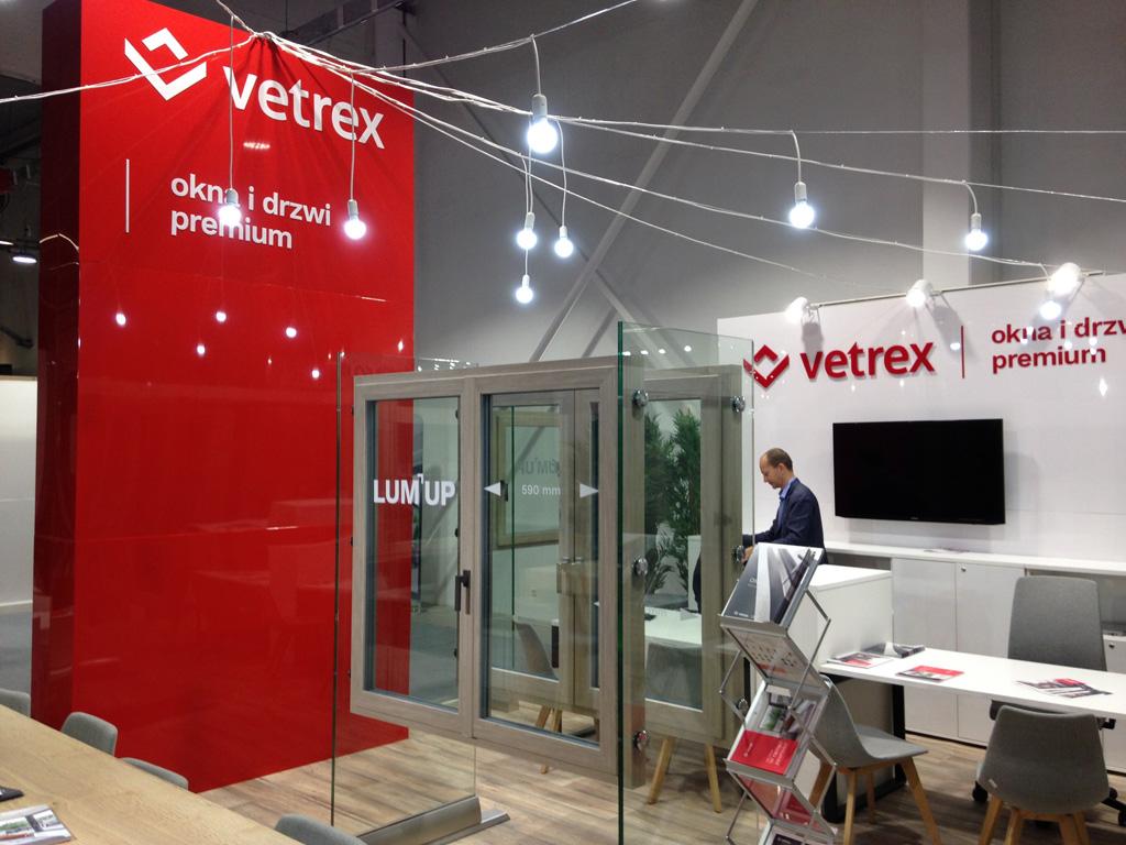 Okna Vetrex Lum'Up - Targi Warsaw Build 2019