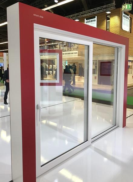 Drzwi tarasowe Aluplast Smart-slide