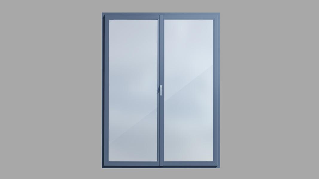 Drzwi balkonowe Vetrex LUM'UP