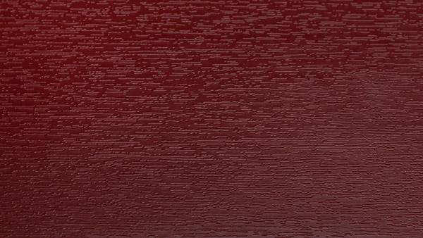 Kolor okna - czerwono brązowy