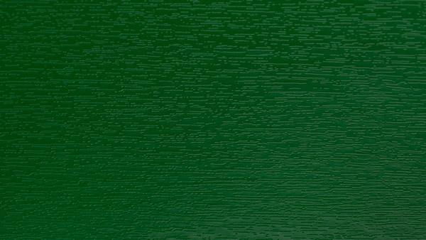 Kolor okna - szamragdowo zielony