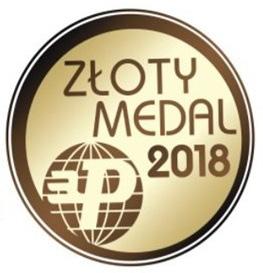 Złoty Medal BUDMA 2018
