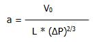 wzór na obliczanie współczynnika infiltracji powietrza
