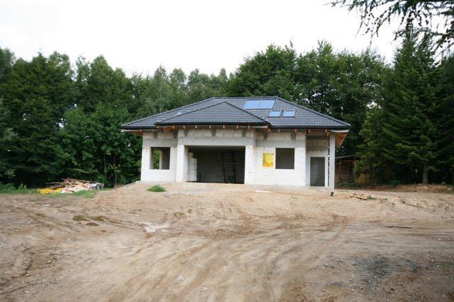 Dom w Roztoce - widok ogólny