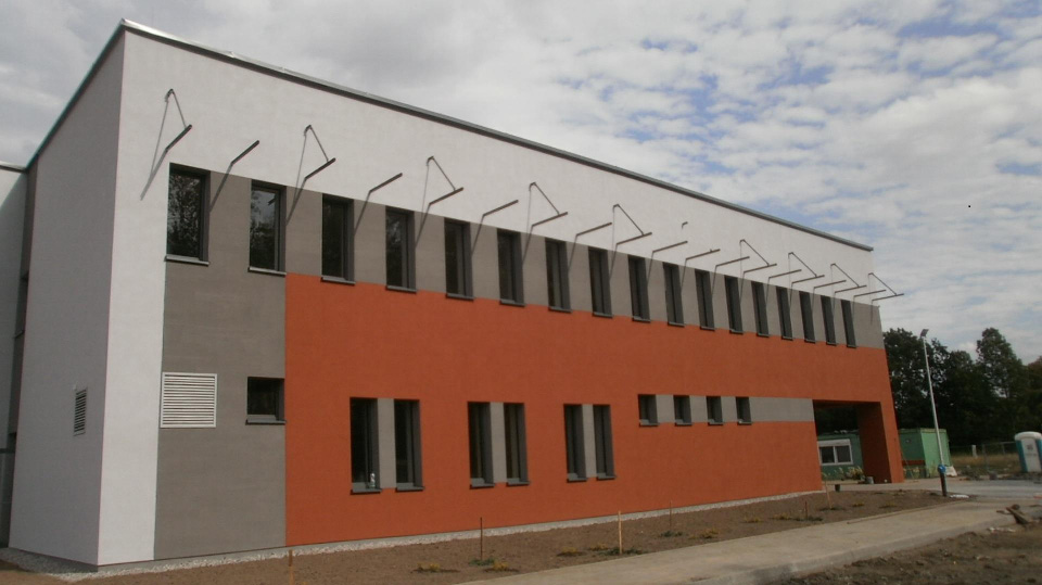 Szkoła pasywna - Budzów