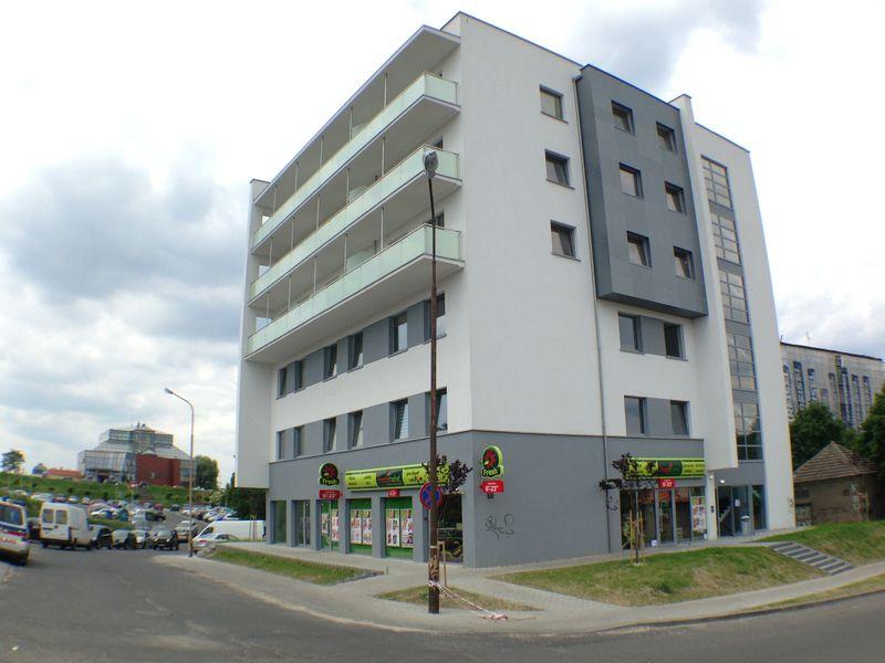 Budynek energooszczędny - Zielona Góra