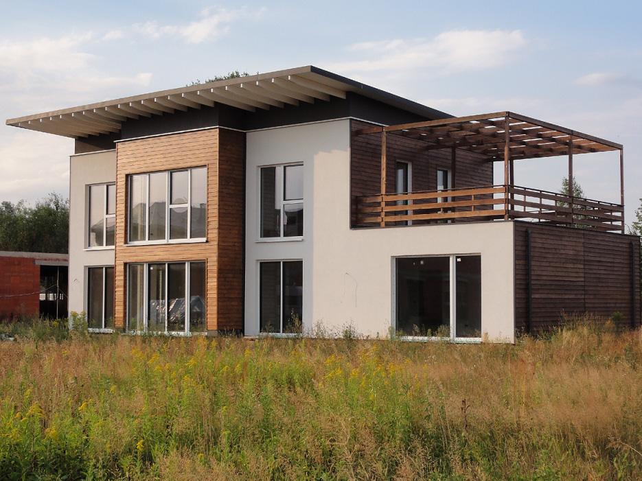 Dom pasywny Ecoville