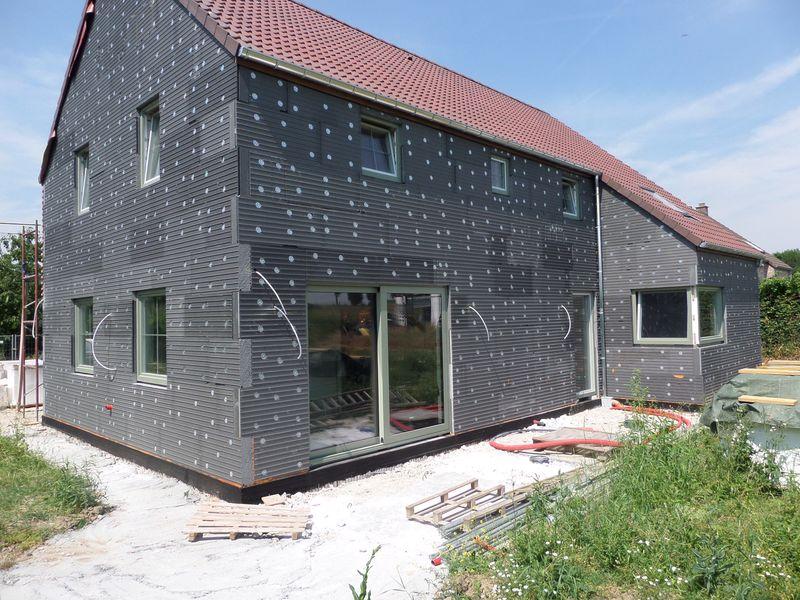 Dom energooszczędny Belgia