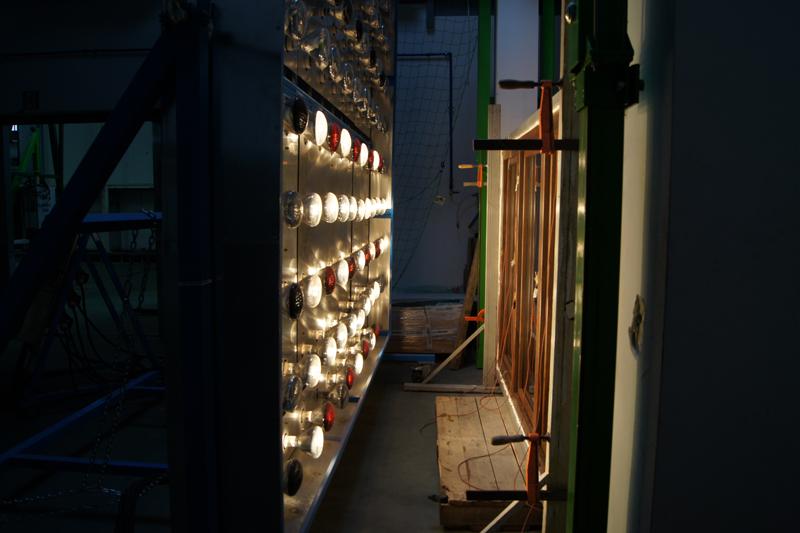 Badanie odporności okna na działanie zmiennych temperatur w zakresie +50°C  do + 75°C