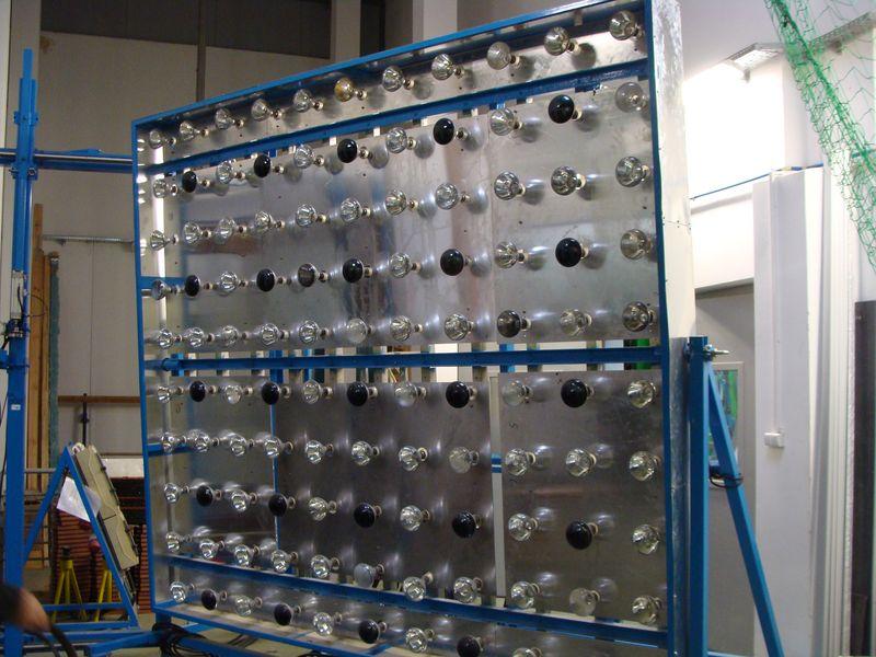 ITB ruchome stanowisko badania odporności termicznej okien