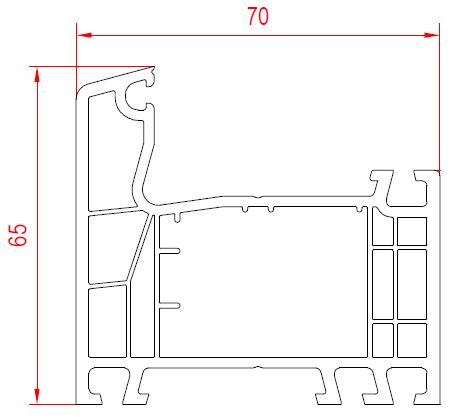 ościeżnica aluplast 140001