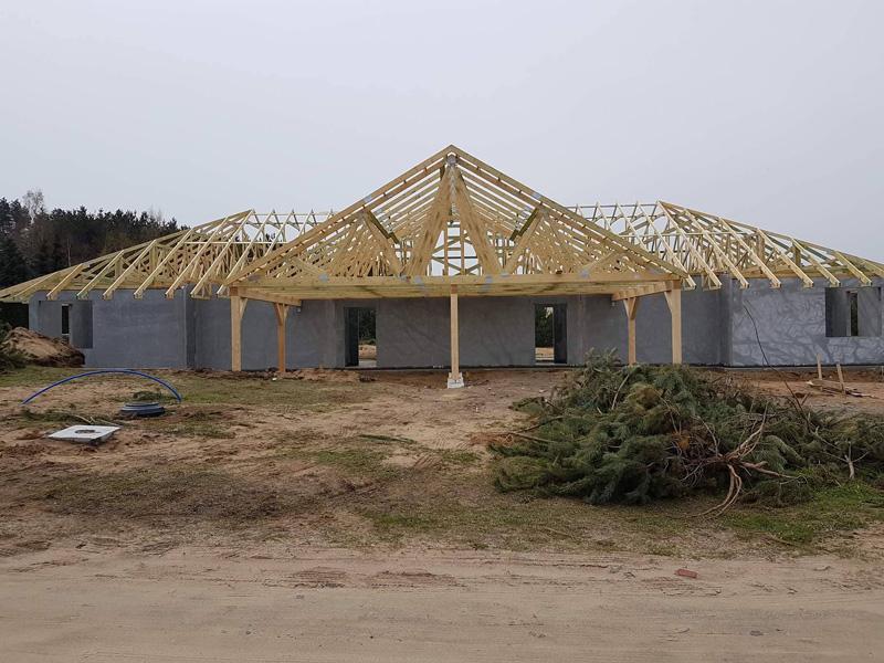 Dom jednorodzinny w Bojano