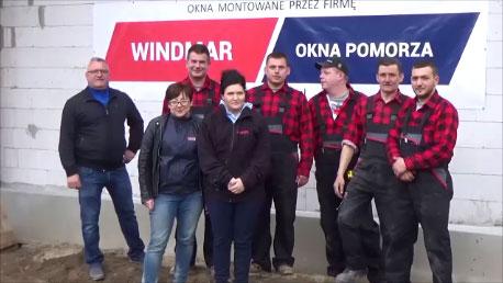 Ekipa Windmar - wykonawcy montażu okien w systemie Iso-Top Winframer
