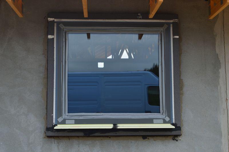 Okno gotowe do badań