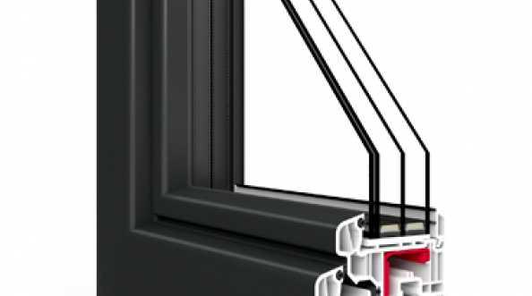 Okna PCV VETREX VR90 Synergy