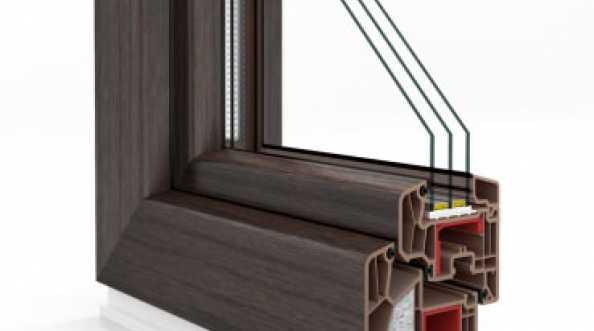 Okna PCV VETREX Vetrex V90+