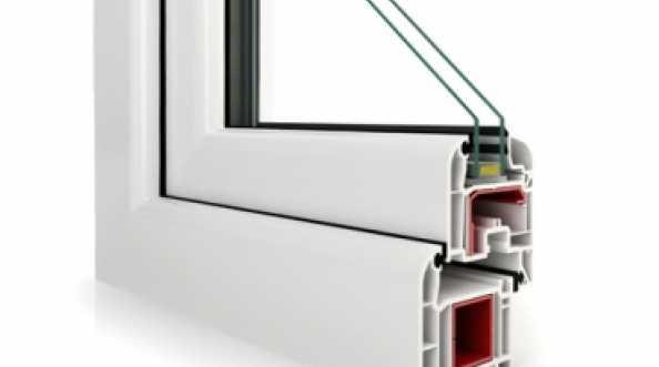 Okna PCV VETREX VS70