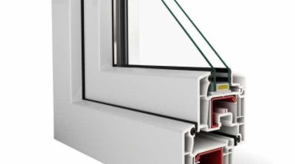 Okna PCV VETREX VE60