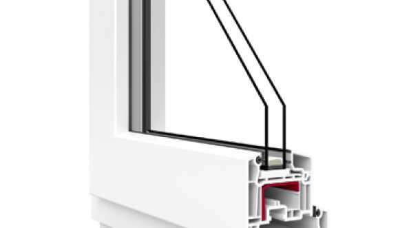 Okna PCV VETREX VP70 ONZ