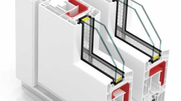 Okna PCV VETREX Vetrex Slide 70