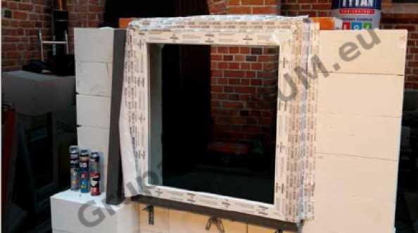 Montaż/serwis okien i drzwi  Sklep Grupa MAGNUM KIK