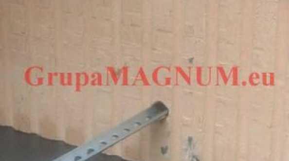 Sklep Grupa MAGNUM Szyna perforowana typu V