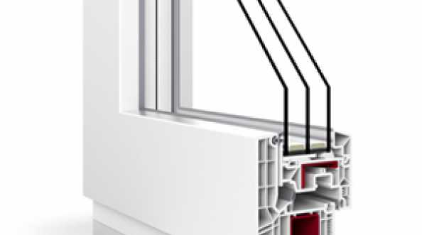 Okna Vetrex V82 Modern Design